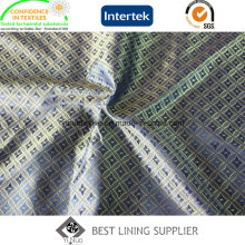 55% полиэстер 45% вискоза мужской костюм подкладка из жаккарда ткань Китай Поставщик
