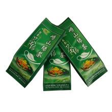 Bolso de té verde del escudete lateral / bolsa de té de aluminio / bolsa de plástico del té