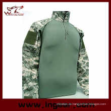 Taktische Militär Uniform Tarnanzug Shirt Airsoft Uniform Frosch