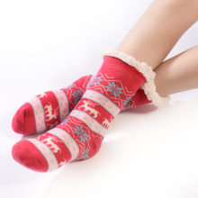 6 colors girls pink socks high quality customised long slouch socks women