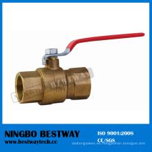 La mejor fábrica directa de la válvula de bola de bronce de la calidad (BW-Q02)