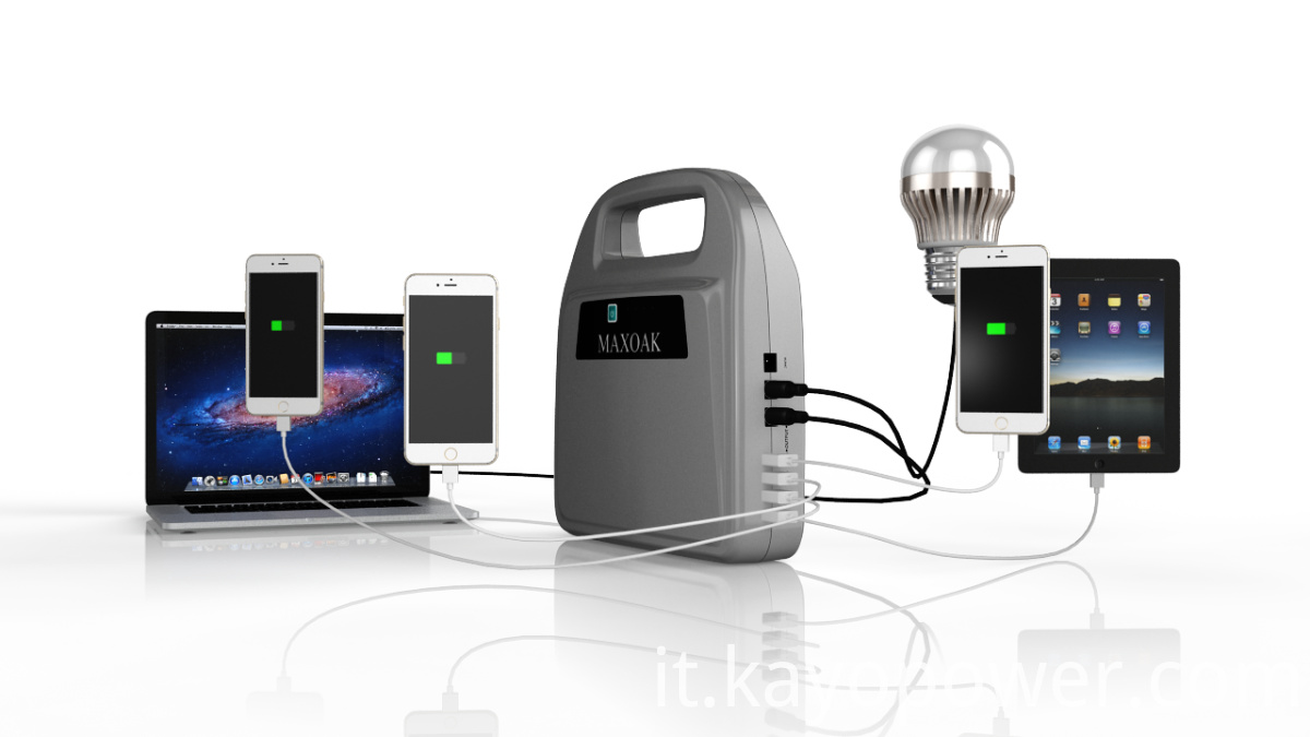 durable solar lighting system PC battery backup