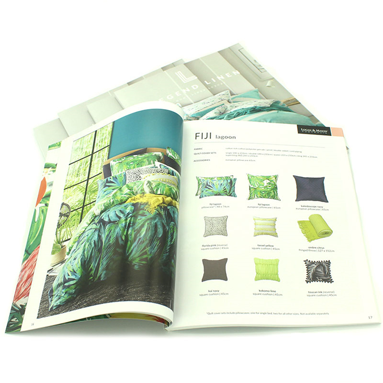 Folding Booklet Printig Full Color Paper Booklet Printing
