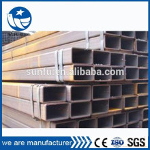 Premium quality carbon structure 120*60 steel pipe made in China