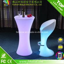 Fabrik Whole Verkauf LED Tisch / Gartenmöbel