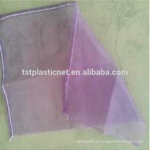 plastic reusable mesh produce bags