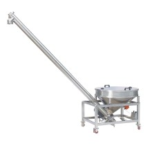 Spiral Auger Screw Feeder Conveyor