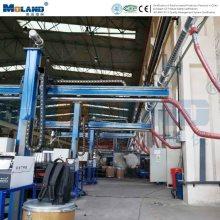 Автоматическая система очистки с обратной продувкой Наплавка дымового фильтра