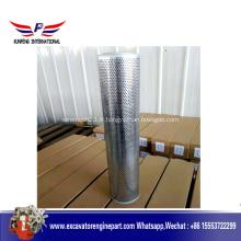 Filtre hydraulique DG966-02606 de pièces de chargeur de Shantui SL60W