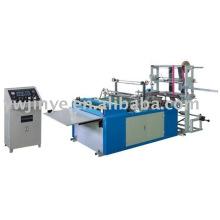 JY-RQ1200 tipo sellado lateral corte térmico bolsa que hace la máquina