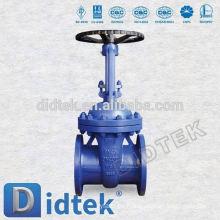 Válvula de la puerta de Din de la marca de fábrica famosa famosa de Didtek