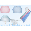 bamboo colorful umbrella mosquito net for baby