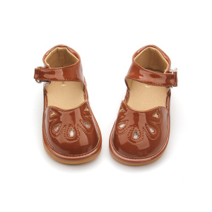 Hurtowe Baby Girl Shoes Squeaky Shoes
