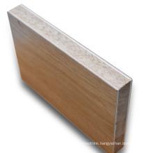 Melamine Block Board Wood Hardwood White Price Advantages