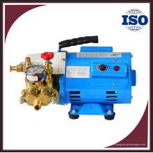 haute pression 60 bar protable mini pompe de test électrique DSY-60A