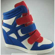 New Fashion Lady Wedge Sneakers, Women′s Wedge Shoes (S 31-3)