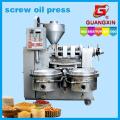 Máquina de prensa automática de aceite