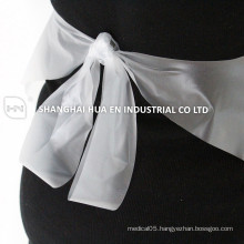 With CE FDA ISO certificated China hot sale Medical Disposable Pvc Apron