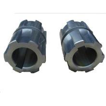 Porca de aço inoxidável CNC de qualidade superior