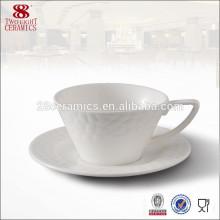 Bone China Kaffeetassen aus China Kaffeetasse Kostüm Logo für Hotel