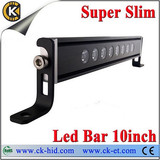 12v DOT approved led light bar offroad 40000 lumens