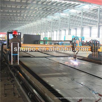 Máquina de corte de acero de alta evaluación 2014