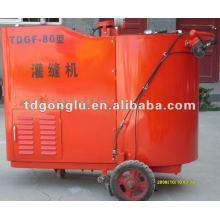 TDGF80 Econômica Road máquina de selagem de crack