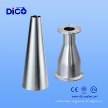 Stainless Steel Sanitary Clamp Reducer for Food Industry