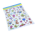 Waterproof Oil-Proof Heat-Resistant Anti-Ultraviolet Uv Protection Coated Vinyl Sticker Sheets
