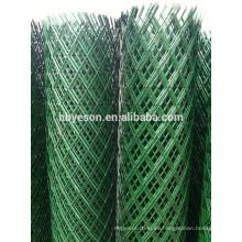 Malla de alambre de metal expandido galvanizado
