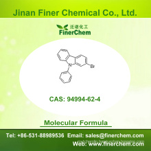 Cas 94994-62-4 | 2-Bromo-9-phenyl-9H-carbazole | OLED intermediate | 94994-62-4 | factory price; large stock