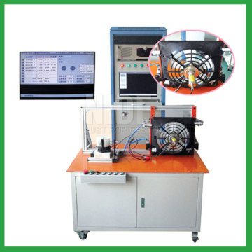 Automobile motor stator integrated testing machine