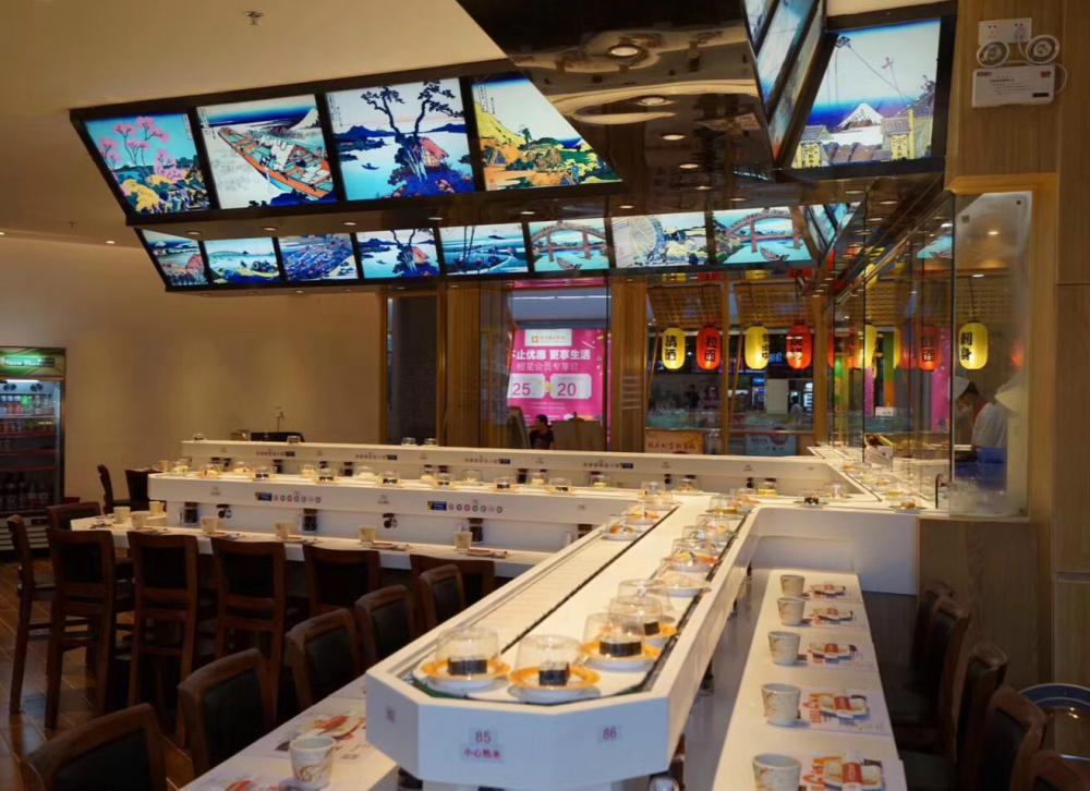 Factory Customized Sushi Conveyor Belt