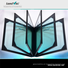 Vácuo de vidro da única placa da compra em linha de Landvac para bens imobiliários