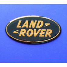 Großhandelschrom-Motorrad-kundenspezifisches Auto-Logo-Emblem