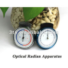 Eyeglass Radian Apparatus, Optical Measurement