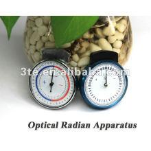 Aparelhos de Radiação de Óculos, Medição Óptica