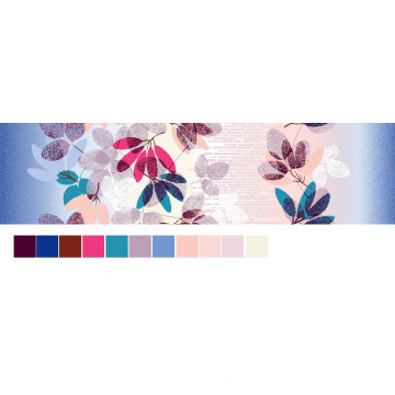 Tecidos de designer Changxing para kurtis de tecido