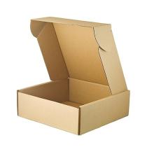 Custom Size Kraft Cardbard Shipping Box