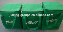 epe foam oxford cloth cooler bag with custom logo,OEM orders are welcome