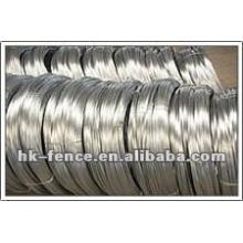 fio de aço galvanizado