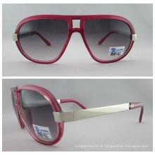 Fashion High Quality Latest Design Lunettes de soleil populaires Actate P01046