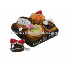 Plüschtier Spielzeug Kuchen