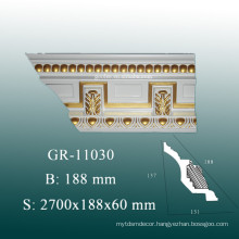 2015 Luxury Ceiling Accessories Corner Trim for Home and Interior Decoration