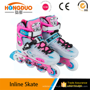 roda de skate em linha inline / rolo intermitente