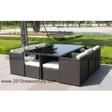 Outdoor Dinner Table and Chair (7008)