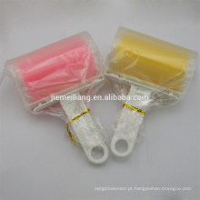 JML limpeza pegajosa lavagem rolo de fiapos adesivo