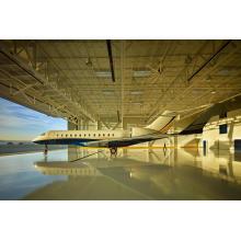 Hangar do avião da estrutura do metal (KXD-SSB1324)
