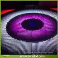 Iluminación superior del piso de la danza del LED DJ Party del banquete de boda de la venta