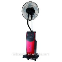 Neblina água de ventilador ventilador ventilador umidificador
